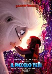Piccolo Yeti - Cinema Bazzano