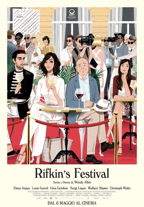 Rifkin's Festival Bazzano